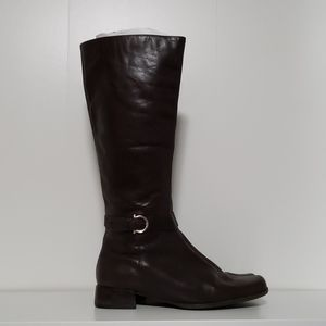 Etienne Aigner Tall Heeled Boots